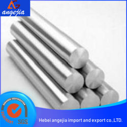 Parte de mecanizado CNC de aluminio laminado de la barra de soporte