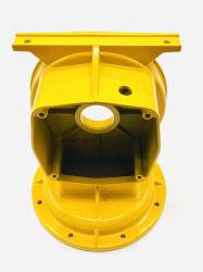 الصفقات الشهرية تخصيص قطع تصنيع الألومنيوم Die المصبوب من المصنع الأصلي للمعدة (OEM) الصمام الشمسي غطاء مصباح التحذير