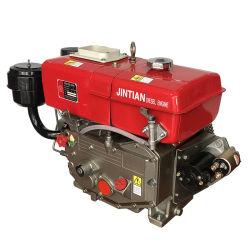 7CV en silencio de un cilindro de motor diesel refrigerado por agua con buena apariencia (R180M)