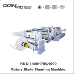 1400 мм отдохнуть спираль ножа режущего Sheeter бумаги машины