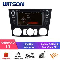 Bmwe90/E91/E92/E93를 위한 Witson 쿼드 코어 인조 인간 10 차 DVD GPS는, 자동 3개의 시리즈 (2005-2012년) 인조 인간 Mobile+iPhone를 위한 미러 링크를 공기 속인다