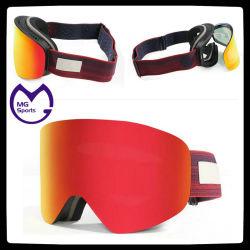 نظارات عرض بالبضائع الرياضية كروية مزدوجة للنظارات وصول جديد