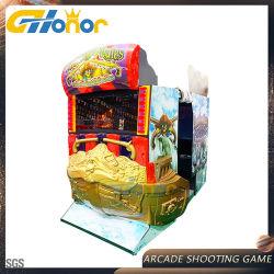 Terrain de jeux intérieur jeu de tir de simulateur avec des sièges de la machine Coin exploité pistolet laser le jeu de tir Arcade le jeu de tir avec un faible prix de la machine