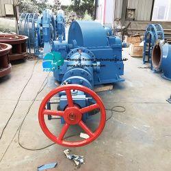Turgo hydraulique générateur à turbine à l'eau de l'unité hydro
