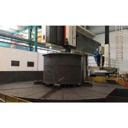 Lavorazione pesante dei metalli con lavorazione a macchina grande e fabbricazione di metalli