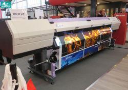 Цифровые Широкоформатные Ujv55-320 УФ-принтер с Gen5 блока цилиндров светодиодный светильник с принтером