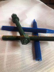 Farbe Zinküberzobener Vollgewinde-Stehbolzen DIN975 Edelstahl/Carbol-Stahl