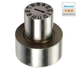 Die Castin de componentes de la herramienta de la inyección de plástico piezas de molde Z48 Fecha sellos