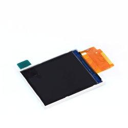 La pequeña pantalla LCD táctil capacitiva de 2,8 pulgadas de 240*320 LCD TFT pantalla con SPI_RGB16bits para la industria de la interfaz de pantalla LCD