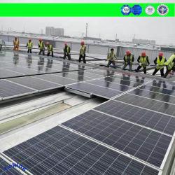 На заводе из алюминиевого сплава с плоским экраном/Тин/Оформление/тона на крыше/МАССА/сельскохозяйственных угодий/Carport/выбросов парниковых газов/сельского хозяйства фотоэлектрических солнечных панели крепления кронштейна для монтажа в стойку