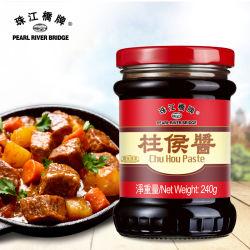 Pont de la rivière des perles de la marque chinoise Chu Hou coller 240g assaisonnement de la Sauce