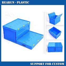 Heavy Duty pliables en plastique conteneur de stockage en vrac pliable Boîte en plastique
