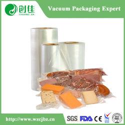 7 Camadas de formação de vácuo multicamada para embalar alimentos Bag Film