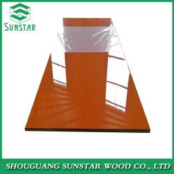 La Chine de la fabrication de 4*8 ' haute brillance 18mm pour les meubles MDF recouvert de UV