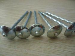 Стальных оцинкованных строительство провод для конкретных ногти/зонтик кровельных гвоздей
