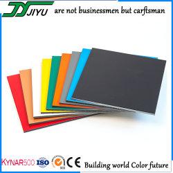 Revestimiento de pared exterior de material de decoración Panel Compuesto de Aluminio