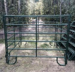 Precios baratos de alimentador de ganado cerca de caballo Rancho/Panel Panel Corra usa
