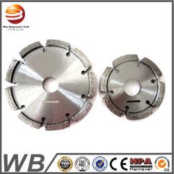 Droog Scherpe Hulpmiddelen van het Blad van de Zaag van de Diamant van de Besnoeiing de Cirkel voor Marmer, Graniet, Beton, Steen