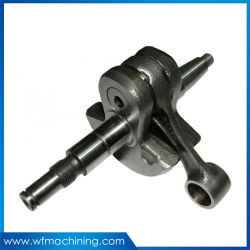 Механизм часть поддельных вал налаживание вал шестерни с механической обработкой/фрезерования/резки