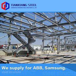 La norma ISO Ce Offshore de procesamiento de acero estructural común