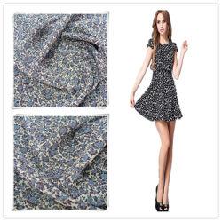 100% полиэстер напечатано шифон ткань и текстильных изделий из ткани для одежды