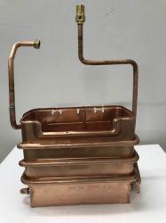 Медь Теплообменник для подогрева воды Tankless