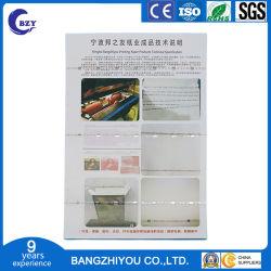 Du papier de sécurité 70% coton 30 % de fil de lin de documents en ligne avec la ligne de sécurité