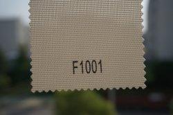 UV bescherm de Blinde Stof van de Rol van de Elektriciteitspanne van pvc van de Polyester