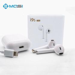 2019 de Nieuwe Draadloze Oortelefoon van de Hoofdtelefoon van Tws Earbuds Bluetooth van Oortelefoons I9s