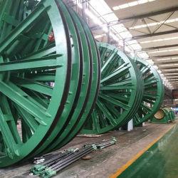 Устройство направляющих колес для крупных горнодобывающих подъемник/подъем машины