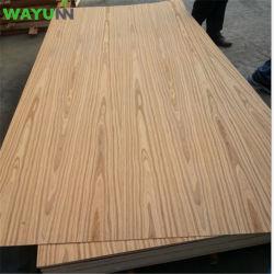 Il pino UV della betulla del teck ha affrontato il compensato operato
