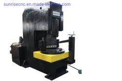 L'angle hydraulique en acier à coupe rapide Machine crantage