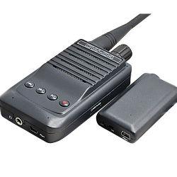Cw-04 drahtloser Audiotransmitter Aufnahme-Höhen-Empfindlichkeits-Aufnahmemic-Sprachmonitor-Programmfehler