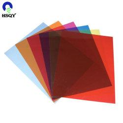 Tamanho A4 Capa transparente tampa rígida a impressão de livros de PVC
