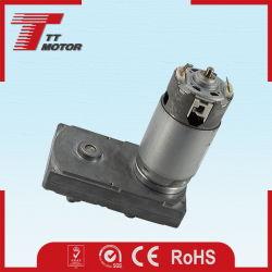 12-24V DC gear mini-motor eléctrico para aparadores