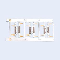 亜鉛によってめっきされる角ブラケット、Ss 304のステンレス鋼ブラケット、部品を押すOEMのシート・メタル