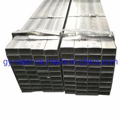 El Pre de fibra de carbono Tubo de acero galvanizado para la casa verde