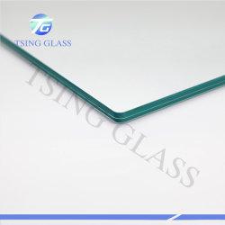En forme de 4.38mm-43.20mm/plat/refoulées durci /Bâtiment /tempérée/verre isolé /Le verre feuilleté pour vitre de porte//verre Escaliers