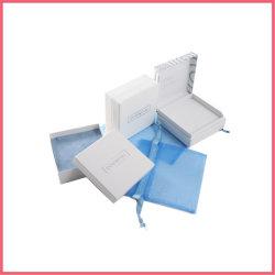 As mulheres de papel cartão impresso personalizado jóias caixa de embalagem e Caixa de sacos de papel