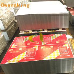 Lamiera di acciaio senza stagno stampata della latta del sughero di parte superiore TFS per la latta della protezione della birra