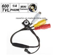 Hohe kamera pH3299 CCD-Überwachung CCTV-Überwachungskamera der Auflösung-600tvl 1/4 Mini