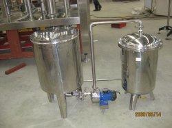8t/H 식용수를 위한 향상된 나트륨 이온 교환기