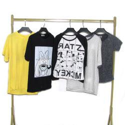 ベール人のTシャツの使用された衣服秒針の衣類