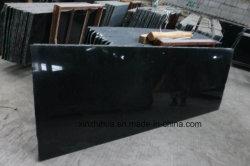 Pour les carreaux de granit noir Galaxy&dalles&comptoir, matériaux de construction