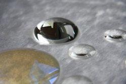 Les lentilles de Saphir optique pour l'auto la tête de lampe