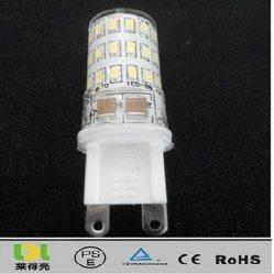 2015 Nouvelle conception 220-240V 4W 300lm LED Silicone G9 Feux avec ce&RoHS approuvé