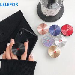 Diamante de cristal Titular do Anel do dedo do suporte do Telefone Celular Universal titular para o telefone do suporte de airbag Xs XR para o Android