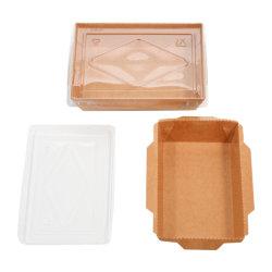 Одноразовые высокого качества продовольствия из гофрированного картона в салоне