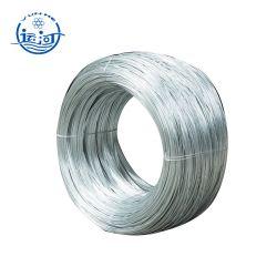 Z2 1,5 mm d'emballage haute teneur en carbone galvanisé Fil en acier à ressort pour tuyau à air