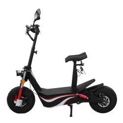ヨーロッパの倉庫の在庫1000W 1500W EEC Cocの脂肪質のタイヤ都市ココヤシのSeev Woqu Harleyの電気オートバイのスクーターCitycoco